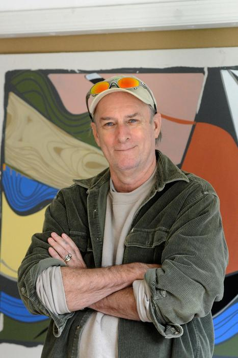 A Different Perception: Artist Continues Despite Growing Blindness - Litchfield County Times | Psychology | Scoop.it
