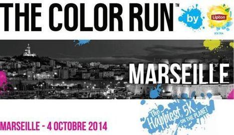 La Color Run by Lipton Ice Tea revient à Marseille le 4 Octobre | Sponsoring Sportif | Scoop.it