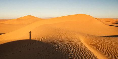 Zand erover: Sahara-woestijn bedekt mogelijk de resten van drie gigantische rivieren - Scientias.nl | KAP-ElhaddiouiA | Scoop.it