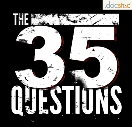 35 Questions That Will Change Your Life | Awe of the universe | Scoop.it