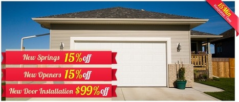 Glendale Garage Door Repair | Glendale Garage Door Repair | Scoop.it