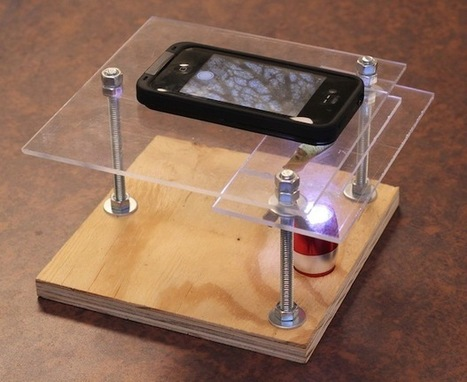 Turn Your Smartphone Into a Microscope and Macro Photography Stand for Only $10 | iPhoneography-Today | Scoop.it