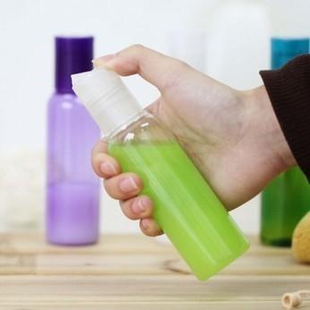 Aliexpress.com : Buy 100ml PET  Refillable Lotion Bottle  from Reliable lotion bottle suppliers on S-Dek' Online Shop | plastic bottle | Scoop.it