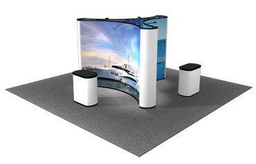 Popup Display Booths | Mega Digital Imaging | Scoop.it