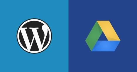 Crear un formulario de contacto con Google Drive que te avise de los envíos   Ayuda WordPress   Las utilidades 2.0 de epampliega   Scoop.it