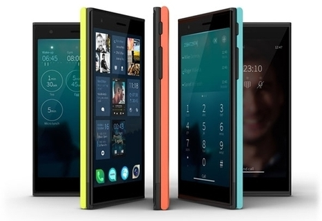 Coming soon: Install Sailfish OS on your Android phone or tablet - Liliputing | Jolla | Scoop.it