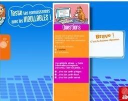Jeunes Cnil. Un portail utile sur les dangers de l'internet - Les Outils Tice | Ressources d'autoformation dans tous les domaines du savoir  : veille AddnB | Scoop.it