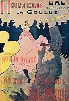 #329 ❘ Affiches ❘ Henri de Toulouse Lautrec | # HISTOIRE DES ARTS - UN JOUR, UNE OEUVRE - 2013 | Scoop.it