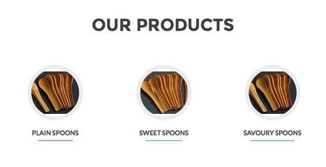 Bakeys: edible cutlery | Values Led Business | Scoop.it