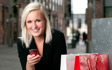 Retailers Leveraging M-Commerce on Holiday Season | Mobile Commerce | Scoop.it