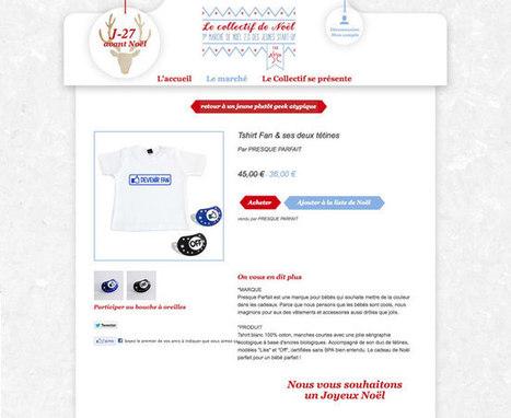[marque] PRESQUEPARFAIT - 27/11/12 - le-collectif-de-noel | Collectif de Noël | Scoop.it