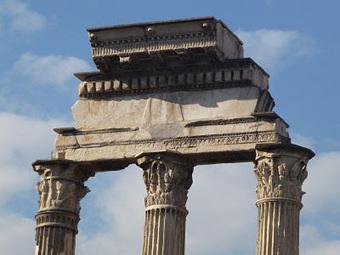 Augusto: El Templo de Cástor y Pólux | Mundo Clásico | Scoop.it