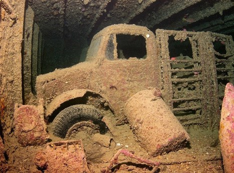 SS Thistlegorm: Divers explore British munitions shipwreck in Egypt | ScubaObsessed | Scoop.it