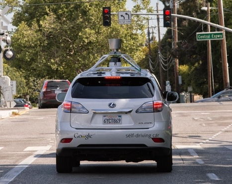 Google's Autonomous Cars Are Smarter Than Ever at 700,000 Miles - IEEE Spectrum | Robotics Frontiers | Scoop.it