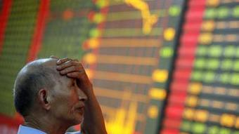 China stock market plunges 5.3% - Los Angeles Times | China: From Boom to Bust | Scoop.it