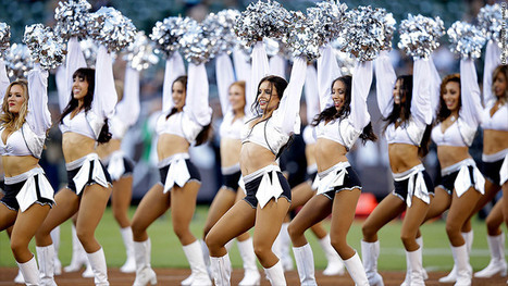 California cheerleaders win right to be paid and treated like regular employees | Community Village Daily | Scoop.it
