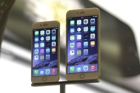 Apple Outshines Samsung In Q4, 2014, Says Counterpoint | a2z Phones | Mobile Phone News, Reviews & Offers | Scoop.it