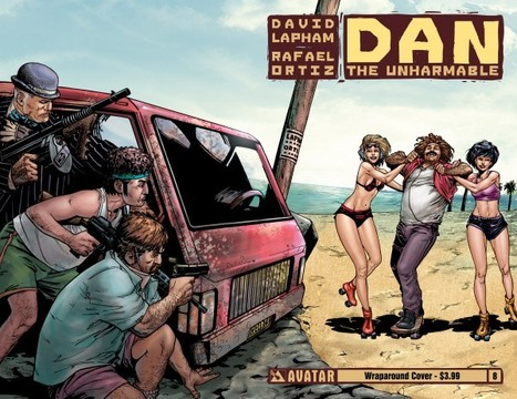 12/12/12 Is the End of the World As We Know It, And David Lapham Feels Fine | Comic Books | Scoop.it