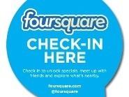 Foursquare géolocalise désormais les événements | ITespresso.fr | A l'ère du webmarketing. | Scoop.it