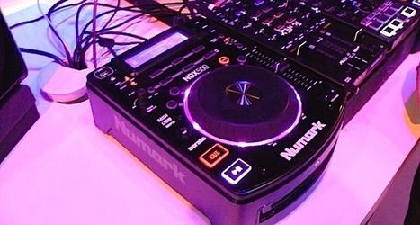 BPM 2014: Numark NDX500 Media Player & Controller   DJing   Scoop.it