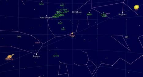 Sky Map: la mejor aplicación para ver las estrellas | Mundo | Scoop.it