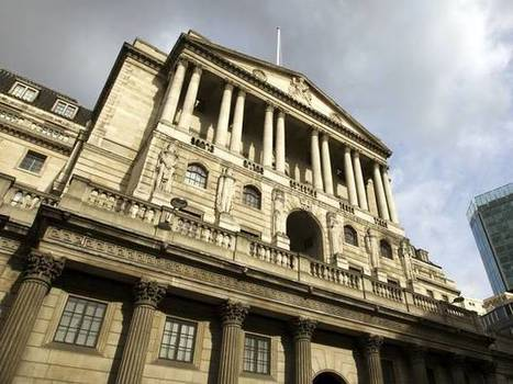"The most-checked-out text book at the Bank of England is for college students | ""GE"" 
