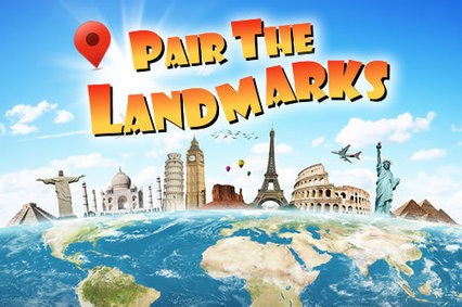 Pair The Landmarks! - Play The Game | Travel News, Ideas & Latest Holiday Rentals Offers | Scoop.it