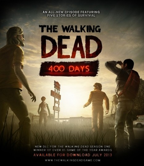 Brand New Episode For Walking Dead: The Game To Launch July 11 | Winning The Internet | Scoop.it