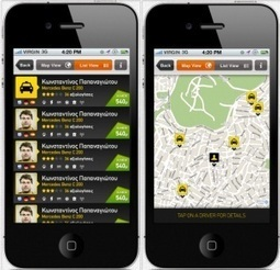 Taxibeat: A Greek Startup Makes Finding a Cab Easier and More Reliable | Winch 5 | World of Social Media | Scoop.it