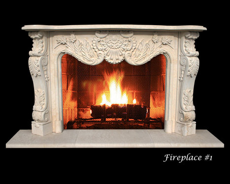 The striking factors of cantera stone fireplaces   Cantera Stone   Scoop.it