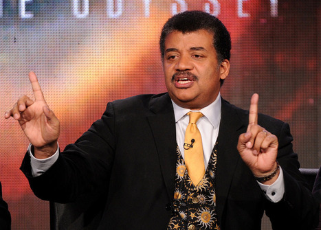 Neil DeGrasse Tyson To Science Deniers: 'Science Is Not There For You To Cherry Pick' | Climate change challenges | Scoop.it
