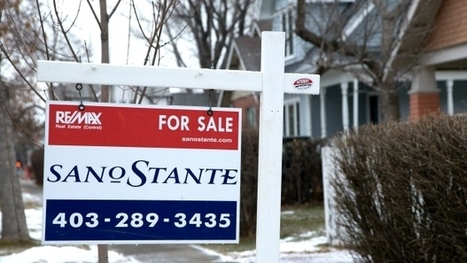 Calgary home sales jump 16% in October as new mortgage rules take effect | Calgary Real Estate | Scoop.it