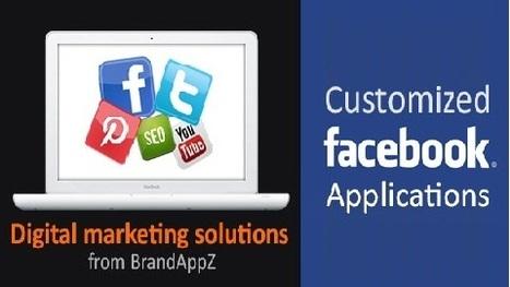 Facebook Application Development | Facebook Application Development | Scoop.it
