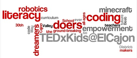 TEDxKids@ElCajon | CVUSD Connect | Education, Technology, and Storytelling | Scoop.it