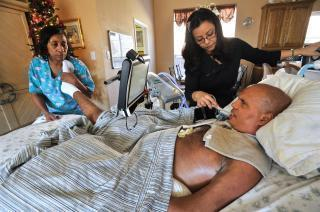 Penn State's Steve Smith still amazes from his hospital bed | #ALS AWARENESS #LouGehrigsDisease #PARKINSONS | Scoop.it