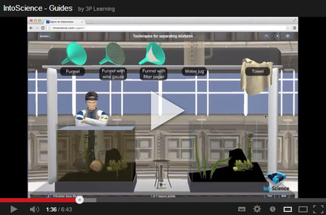 Engage your students through online experiments | Teaching Teens Science | Scoop.it