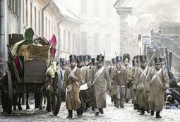 BBC's War and Peace being filmed in Vilnius | News about Lithuania for learners of English | Scoop.it