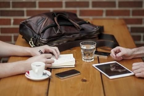 Met je lichaamstaal een sollicitatiegesprek verprutsen | Werk (zoeken) in een snel veranderende wereld | Scoop.it