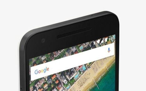 Bon plan : le Nexus 5X est en promo à 399,99 euros - on craque ? | 100% e-Media | Scoop.it
