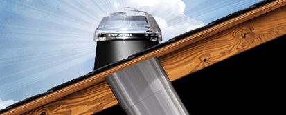 Les puits de lumière, une solution «lumineuse» pour les bâtiments ensoleillés | Immobilier | Scoop.it