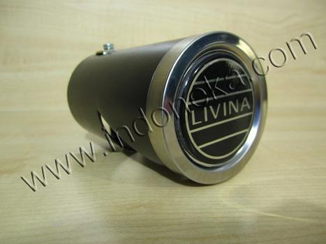 Aksesoris Variasi dan Modifikasi Muffler Grand Livina Black | Aksesoris Mobil Nissan | Scoop.it