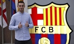 Thomas Vermaelen declared fit eight months after joining Barcelona - The Guardian | AC Affairs | Scoop.it