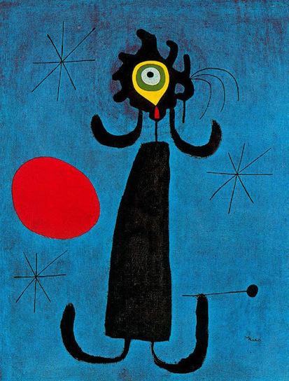 LOS PEQUES DE LA TRIBU: El arte de Joan Miró visto con ojos de niño | Educación Infantil 0-6 | Scoop.it