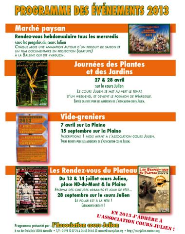 Association COURS JULIEN (Marseille)   Marseille   Scoop.it