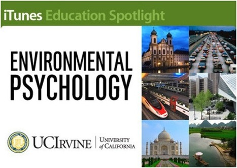 Environmental Psychology Course Available Free on iTunes U | Active Living Research | Psychology | Scoop.it