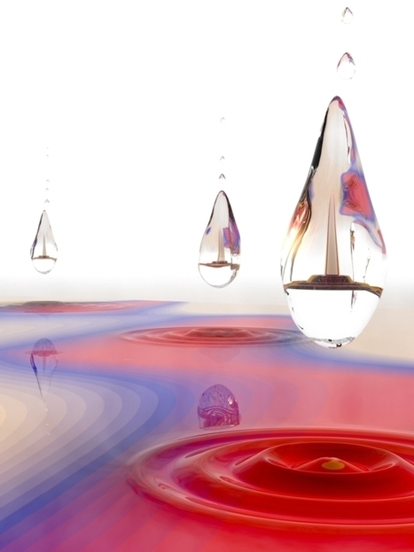 "Meet the Dropleton—a ""Quantum Droplet"" That Acts Like a Liquid 