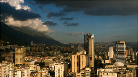 In Venezuela Housing Crisis, Squatters Find 45-Story Walkup | Geography Education | Scoop.it