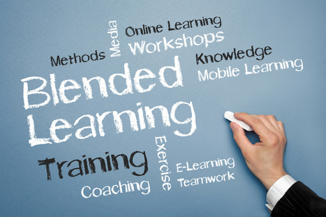 The Basics of Blended Learning | Executive careers | Scoop.it