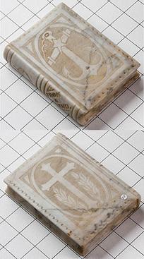 Bookmarking Book Art - American Stone Books | Books On Books | Scoop.it