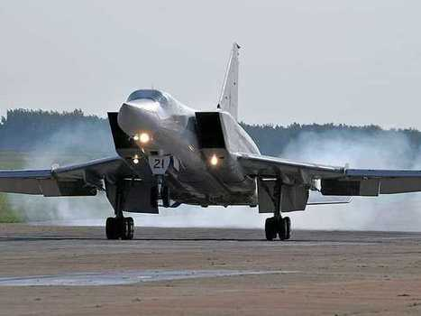 China's Buying A Fleet Of Russian Bombers Perfect For Taking On The US Navy   US Navy   Scoop.it